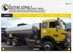 <h5>Gauteng Asphalt Group of Companies</h5>