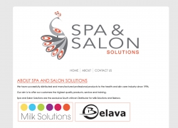 <h5>Spa and Salon Solutions</h5>